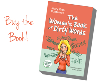 Buy the Book The Womans Book of Dirty Words