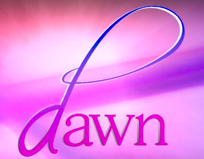 Mary Fran Bontempo on the Dawn TV Show