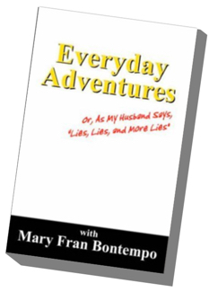 Mary Fran Bontempo Author Speaker